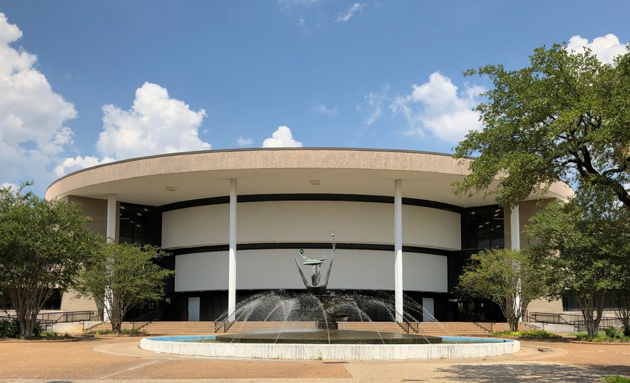 Tour Day 2019 – John Chase, FAIA, Texas Southern University and the Third Ward