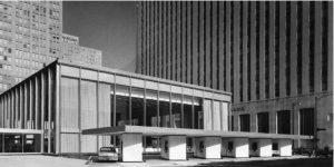 First City National Bank, Banking Pavilion